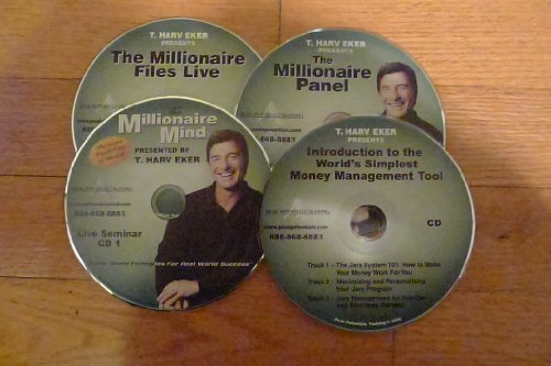 Peak Potentials Training: T. Harv Eker Presents The Millionaire Files Live / The Millionaire Panel / The Millionaire Mind / Introduction to the World's Simplest Money Management Tool (Peak Potentials Training compare prices)
