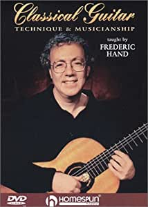 DVD-Classical Guitar Technique and Musicianship