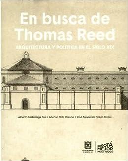Amazon.com: En busca de Thomas Reed (Nueva versión ...