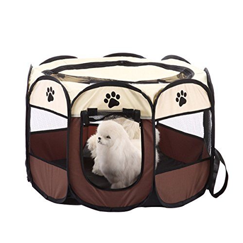 Foldable Cat Cage (UHeng 28
