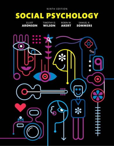 Social Psychology (9th Edition)