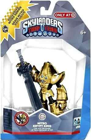 Skylanders Trap Team Nitro Krypt King