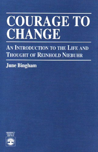 Cover of Courage to Change