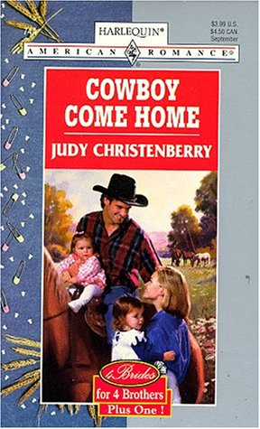 book cover of Cowboy Come Home