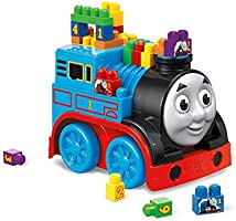 Save on Mega Bloks Thomas & Friends Build & Go Building Set