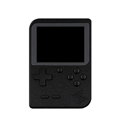 Huluda Retro Game Console with 400 FC Games Mini Handheld Game Host TV Output Kids Gift: Home & Kitchen
