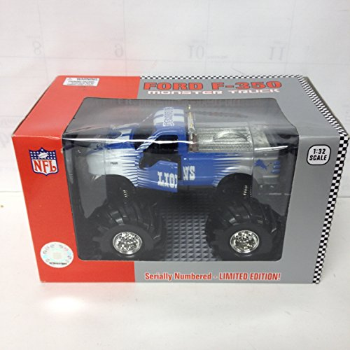 Nfl Toy Trucks : Lions die cast cars detroit car