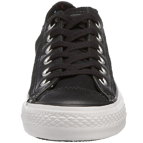Unisex Converse As Nero Adulto Ox Sneaker bianco M7652 Optic Can YYwp7q
