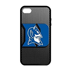Duke Blue Devils Image Protective Iphone ipod touch4 / Iphone 5 Case Cover Hard Plastic Case for Iphone ipod touch4