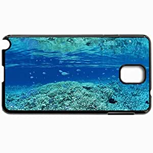 Personalized Protective Hardshell Back Hardcover For Samsung Note 3, Fish Design In Black Case Color