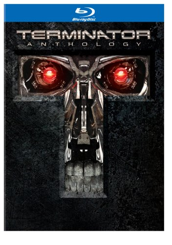- Terminator Anthology (The Terminator / Terminator 2: Judgment Day / Terminator 3: Rise of the Machines / Terminator Salvation) [Blu-ray]