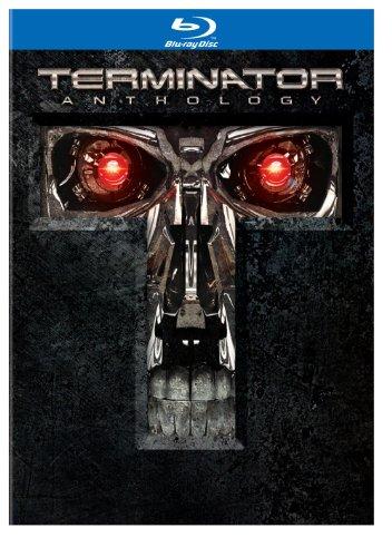 Halloween Collector's Box Set (Terminator Anthology (The Terminator / Terminator 2: Judgment Day / Terminator 3: Rise of the Machines / Terminator Salvation))