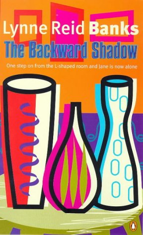 book cover of The Backward Shadow