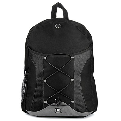 SumacLife Canvas Athletic Ultra Lightweight Backpack