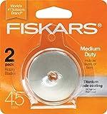 Fiskars 158290-1001 Titanium Rotaty Cutter