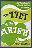 img - for The Lilt of the Irish: An Encyclopedia of Irish Folklore and Humor book / textbook / text book