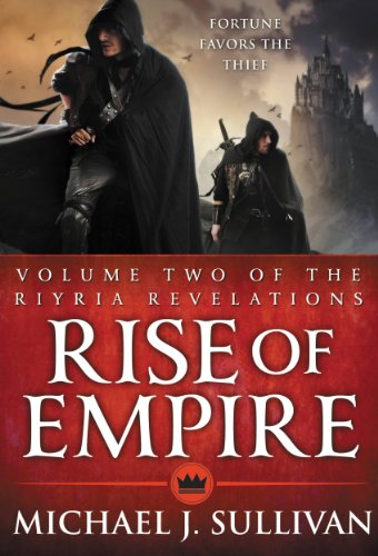 (Rise of Empire (Riyria Revelations box set Book 2))