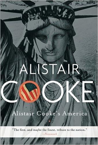 Book Alistair Cooke's America
