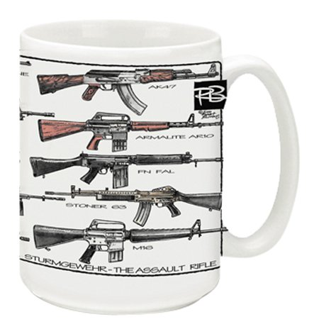 Cuppa Second Amendment 15 Ounce Assault product image