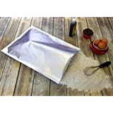 """25 - 2 Gallon (14""""x20"""") ShieldPro 5 Mil Thick Mylar Bags for Long Term Emergency Food Storage Supply"""