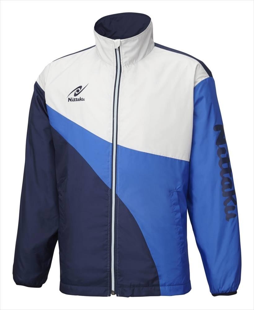 Nittaku (ニッタク) 日本卓球 ライトウォーマーSPRシャツ ブルー NW-2848 1801 メンズ 紳士 男性 B079DNN7PP 09.ブルー 3S
