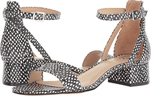 Vince Camuto Women's Shetana Black/White 7.5 M US