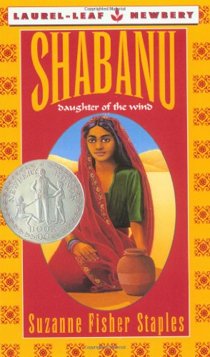 Shabanu: Daughter of the Wind (Border Trilogy (Pb))