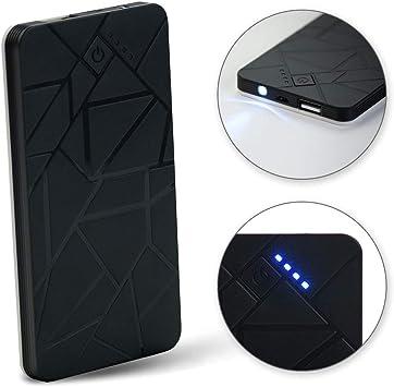 CELLONIC® Powerbank Basic Power 3000mAh con Estado de Carga LED y luz incorporada para Smartphone, Tablet, mp3-Player etc.: Amazon.es: Electrónica