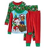 Toddler Boy Paw Patrol 4-pc. Christmas Pajama Set (3T)