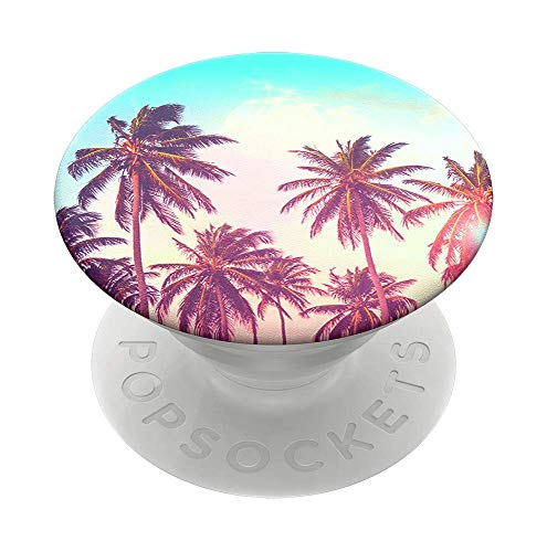 PopSockets: Collapsible Grip & Stand for Phones and Tablets - Palm Trees