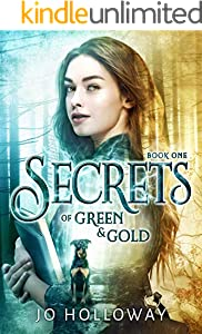 Secrets of Green & Gold (English Edition)