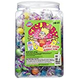 Cry Baby Extra Sour Bubble Gum 240ct. Tub