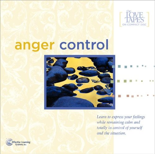 Anger Control: 3-in-1 Audio, Guided Mediatation-subliminal Programming (Love Tapes) by Brand: Effective Learning Systems