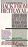Back from Betrayal, Jennifer P. Schneider, 0345367863