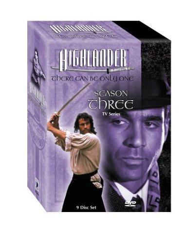 Highlander The Series - Season - Set Box Dvd Highlander