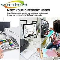 Win-TinTen - Cartucho de Tinta Compatible con Canon PGI 525XL y ...