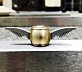 iFIDGETED Harry Potter Golden Snitch Fidget Spinner On Sale from a USA Company – Gold