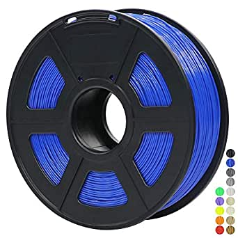 ANYCUBIC 1KG Filamento de 1.75 mm PLA Impresora 3D, Filamento PLA ...