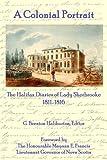 A Colonial Portrait, G. Brenton Haliburton, 1257863622