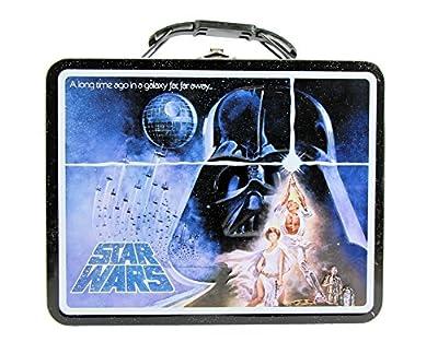Star Wars A New Hope Tin Lunch Box - A Long Time Ago In A Galaxy Far, Far Away...