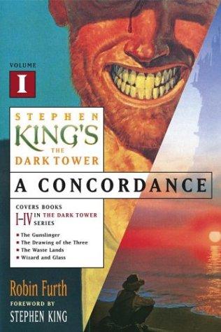 Stephen King's The Dark Tower: A Concordance, Volume I PDF