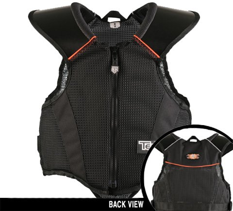 - Tekrider Freestyle Tekvest , Size: Lg, Distinct Name: Black, Gender: Mens/Unisex TVDS2405