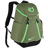 Nike KD MAX AIR ELITE BACKPACK unisex hiking-daypacks BA5394-387 – PALM GREEN/BLACK/ELECTRO GREEN For Sale