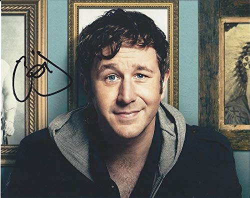 Chris O'Dowd Signed Autographed 8x10 Photo Bridgesmaids Of Mice and Men Thor (Chris O Dowd Of Mice And Men)