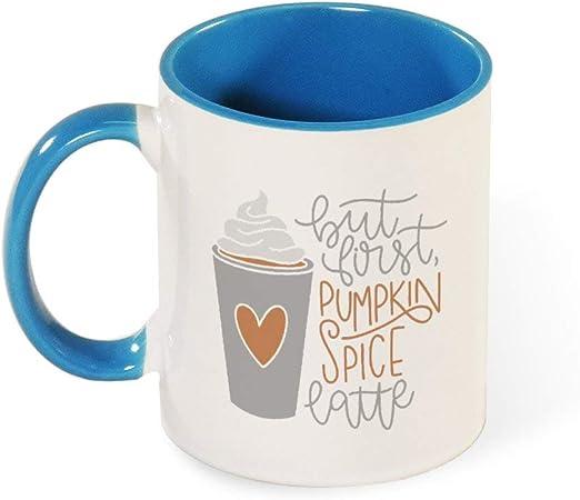 But First Pumpkin Spice Coffee Mug