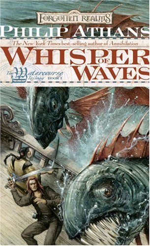 Whisper of Waves (Forgotten Realms: Watercourse Trilogy Book 1) (v. 1)