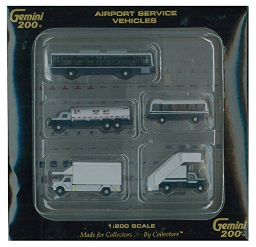 1/200 空港サービス 車両セット G2APS450