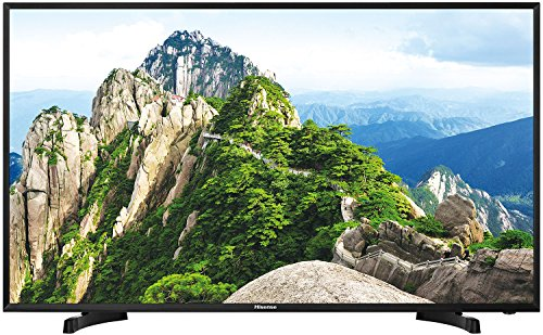 Hisense H32MEC2150S 80 cm (32 Zoll) Fernseher (HD Ready, Triple Tuner, DVB-T2 HD)