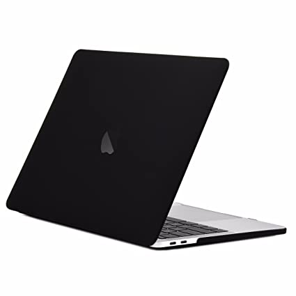 the latest d4e1b a205c TOP CASE - Classic Series Rubberized Matte Hard Case Compatible MacBook Pro  13-inch A2159/ A1989 /A1706 /A1708 with/Without Touch Bar (Release ...