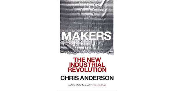 693ce2097d3a16 Makers: The New Industrial Revolution - Livros na Amazon Brasil-  9780307720962
